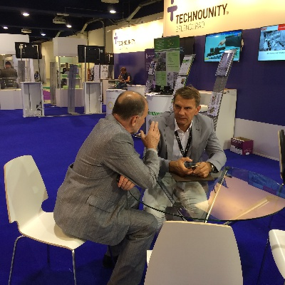 «ЗЕЛЕНОГРАДСКИЙ НАНОТЕХНОЛОГИЧЕСКИЙ ЦЕНТР» НА SEMICON RUSSIA 2015